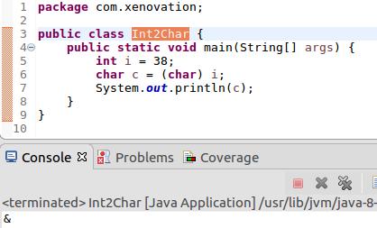 Data conversion in Java | XENOVATION