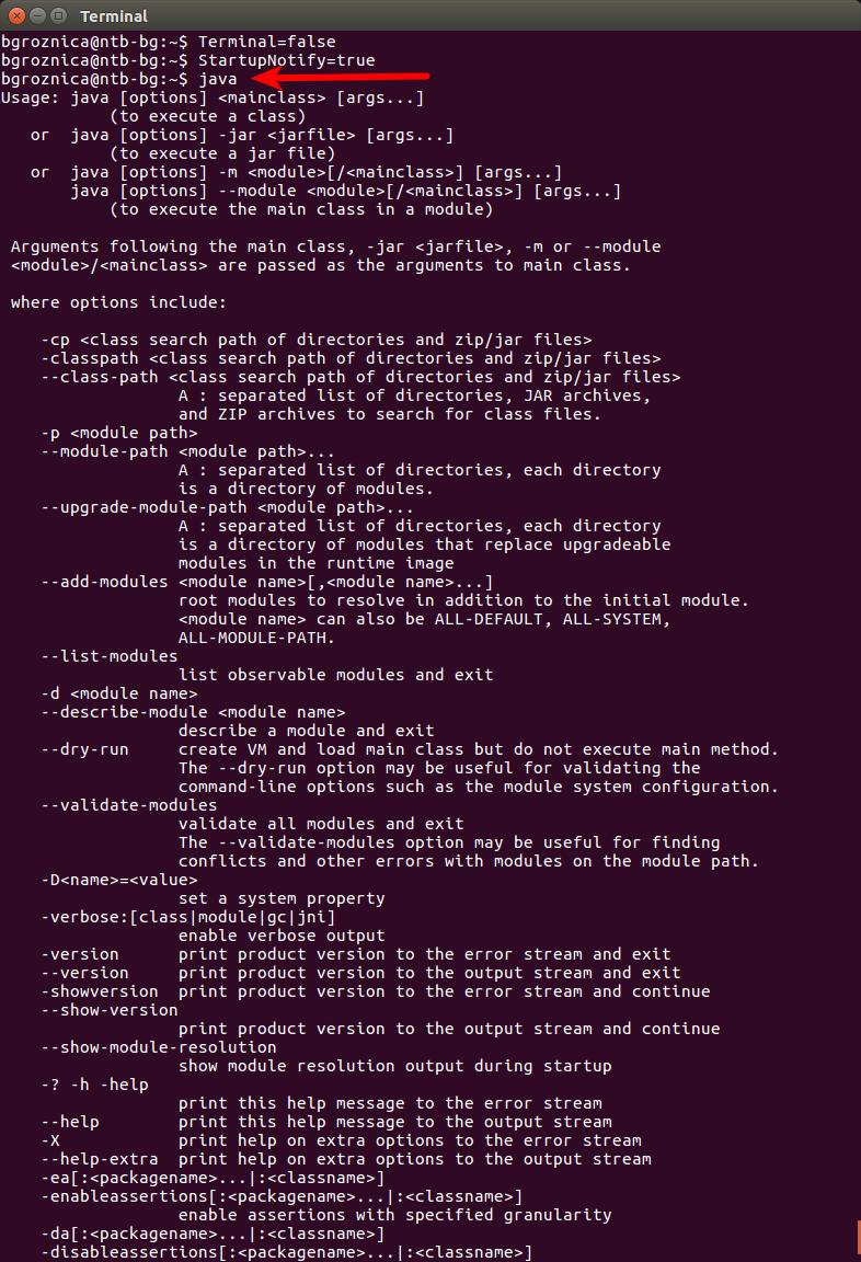 Important Java command line commands | XENOVATION